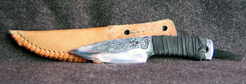Кованые ножи своими руками