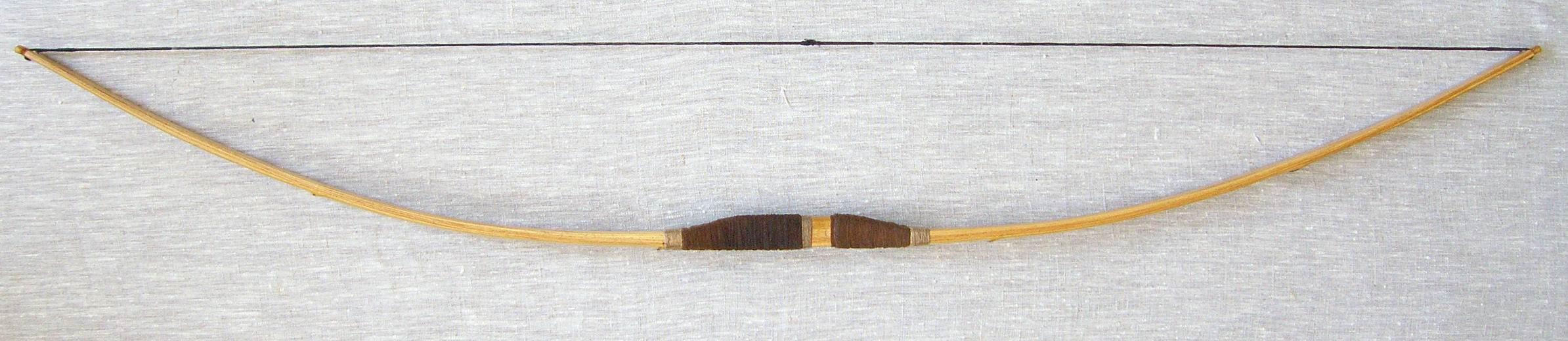 Совет 1: Как сделать лук и стрелы в домашних условиях 43